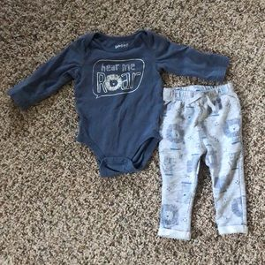 Jumping Beans 9 month outfit